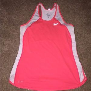 Nike dry fit tank